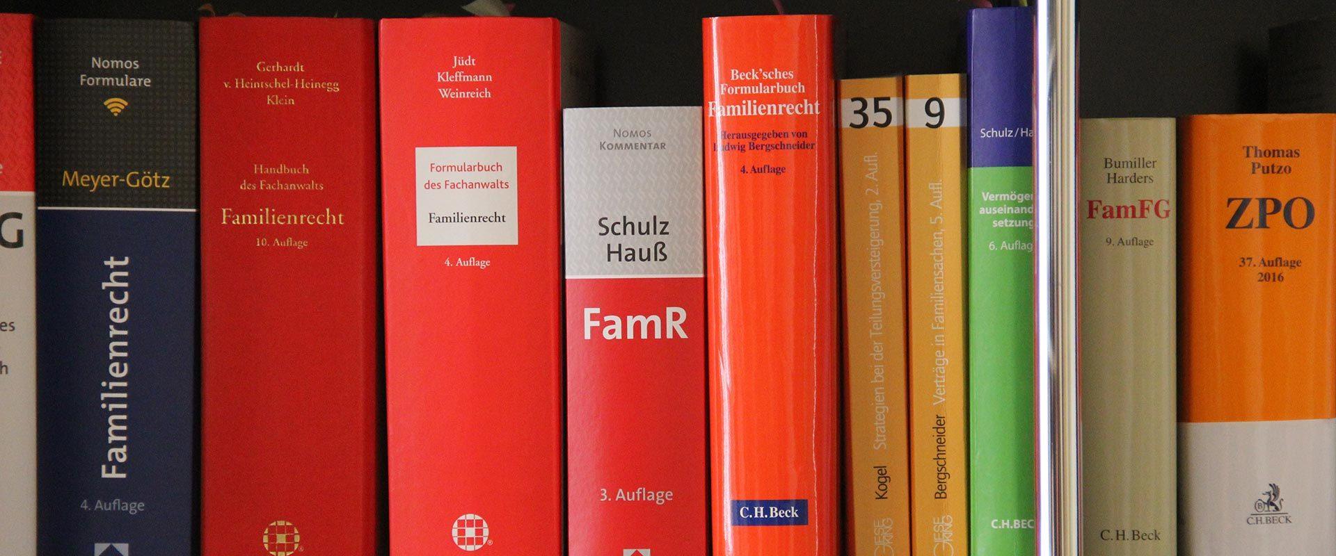 Erbrecht und Familienrecht in Landshut